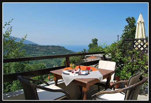 Kallisti Apartments - Pelion Greece